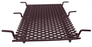 top tub floor grates
