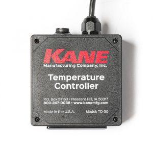 heat control for a poly pet heat mat
