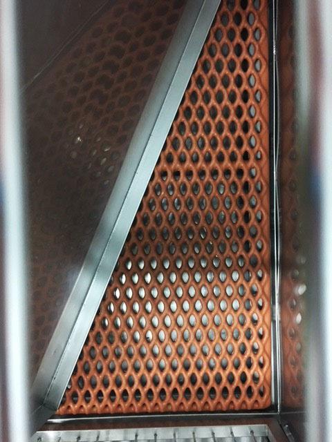 LGL Industrial Cage floor