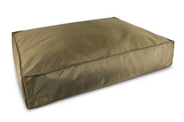 "Titan Acropolis coyote tan small bed 20""x28""x8"""