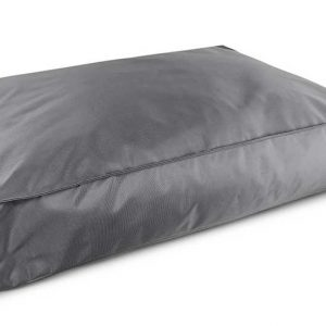 Titan Acropolis gunmetal gray bed