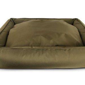Citadel coyote tan dog bed