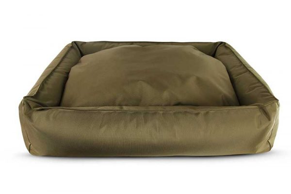 Citadel coyote tan dog bed