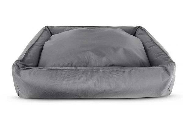Titan Citadel Gunmetal Gray bed
